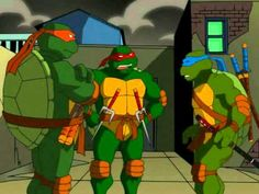 Teenage Mutant Ninja Turtles - Season 1 Episode 10 - The Shredder Strikes (Part One) - YouTube