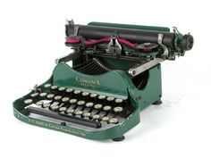 Corona Special No. 3 in Colors (1920s-1930s)