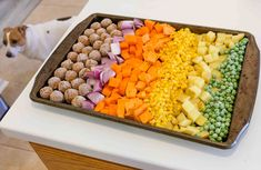In this post I'll share my family's favorite vegan dinners - vegetable roast with gravy. This vegan roast is loaded with the best vegetables to roast - potatoes, carrots, sweet potatoes, and onions - a perfect all-in-one sheet pan dinner. What I love about this beautiful rainbow Vegetable Roast is t... #VeganDinners #VeganMeals #EasyVeganDinners #PlantBased #PlantBasedMeals #PlantBasedRecipes #PlantBasedDinners Vegan Dinner Recipes, Veg Recipes, Vegan Dinners, Other Recipes, Plant Based Recipes, Vegetarian Recipes, Best Roasted Vegetables, Vegan Roast, Going Vegan