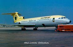 Northeast Airways Hawker-Siddeley Trident