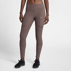 0fe54c44959e Nike Epic Lux Women s Mid-Rise Lace Running Tights by Nike