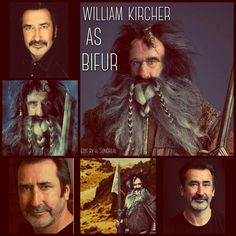 William Kircher as Bifur by Heather Sondreal