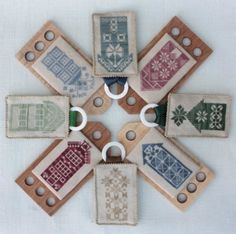 Quaker Cross Stitch Freebies | Quaker Skinnies cross stitch chart The Workbasket - Cross Stitch ...