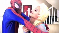 Spiderman vs Frozen Elsa 's Baby Kidnapped in Real Life - Spiderman Kids Spider-Man is a fictional superhero appearing in American comic books published by M. Cars Cartoon, Cartoon Fun, Cool Cartoons, Spiderman 2016, Spiderman Kids, Kids Nursery Rhymes Songs, Kids Songs, Kids Fun, Cool Kids