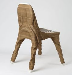 The Erosio Chair by Hermann August Weizenegger