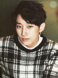 See Jinyoung in Jeju Island Gatsby (aka Warm and Cozy) #B1A4
