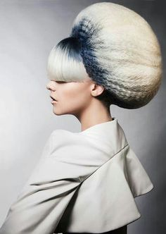 Fringe and Volume. Aveda Color Inspirations.