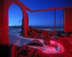 "The amazing Troy Paiva!  From the album ""The Salton Sea""  http://lostamerica.com/photo-items/the-salton-sea/"