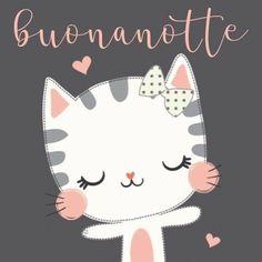 Good Night, Hello Kitty, Cute, Cards, Instagram, Gifs, Mom, Lifestyle, Health