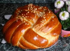 Easter Recipes, Baked Potato, Food And Drink, Biscotti, Cooking Recipes, Bread, Ethnic Recipes, Sweet, Travel