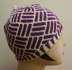 Ravelry: Tiles Hat pattern by Diane Wilson