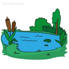 pond clip art clipart panda free clipart images cliparts rh pinterest com pond clipart outline pond clipart outline