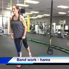 Work TWO areas at once with this resistance band workout. CLICK IMAGE for video.