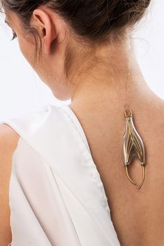 This invasive jewellery collection harvests energy from the human body.