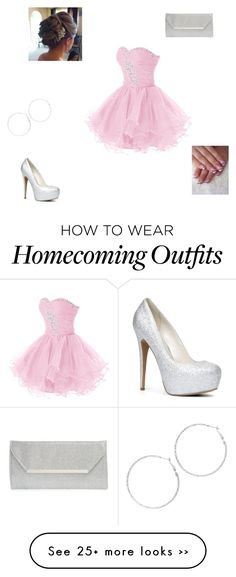 """""""Perfect Homecoming"""" by sgottberg on Polyvore featuring ALDO, Arizona and Glint"""