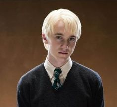 Image result for draco malfoy smiling