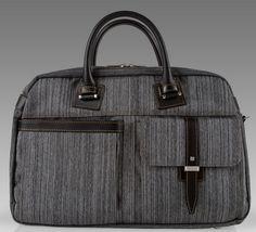Paul Smith Grey Boston Shoulder Bag 121