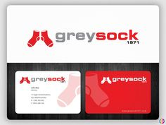 New logo wanted for greysock 1971 by VierWorks