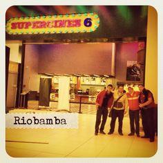 Supercines Riobamba