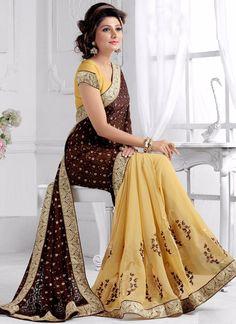 Latest+Autumn-Winter+Indian+Saree+Collection+2015-2016+-+New+Designs+Of+Fall+Sari%27s+%283%29.jpg (800×1100)