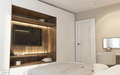 Bedroom Closet Design, Bedroom Decor, Bed Design, Living Room Designs, Interior Design, Home Decor, Interiors, Couple Room, Bedroom Modern