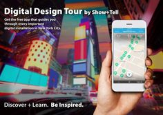 Create your own custom tour guide with #PocketSights