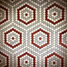 Vintage Tile Floor | Flickr - Photo Sharing!