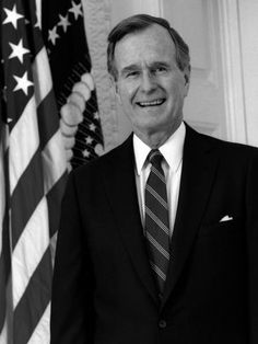size: Photographic Print: Digitally Restored Photo of President George H. American Presidents, Us Presidents, First Citizens, Republican Party, Faith In Humanity, Restoration, United States, History, Digital