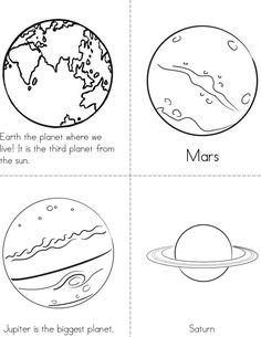 Our solar system Book - Twisty Noodle Solar System Worksheets, Solar System Activities, Solar System Crafts, Space Solar System, Solar System Planets, Our Solar System, Planets Activities, Space Activities, Space Coloring Pages