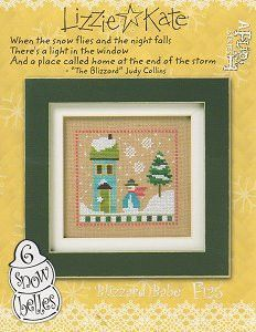 Blizzard Babe 6 Snow Belles from Lizzie Kate Counted Cross Stitch Designs Christmas Cross, Winter Christmas, Counted Cross Stitch Patterns, Cross Stitch Designs, Kate Snow, Lizzie Kate, Anchor Threads, Nest Design, Cross Stitch Pictures