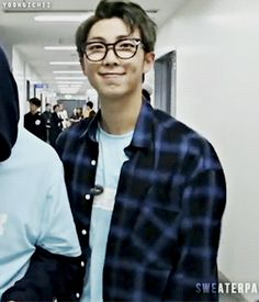 BTS | RAP MONSTER and V