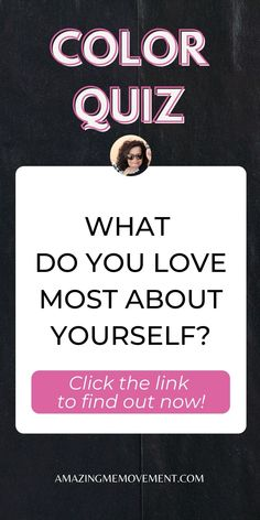 Take this stunning and beautiful color quiz to find out what you love most about yourself. quiz posts|quizzes|fun quizzes|personality tests|playbuzz quizzes|buzzfeed quizzes|quizzes for fun|quiz questions and answers|personality quizzes|quizzes about yourself