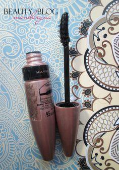 Mandaryna's Beauty Blog: Maybelline Lash Sensational Mascara review