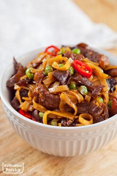 Asian Recipes, Beef Recipes, Cooking Recipes, Best Cookbooks, Good Food, Yummy Food, Beef Dishes, Food Inspiration, Food To Make