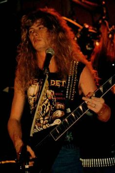 Dave Mustaine-Megadeth.............