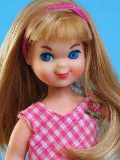 Vintage 1965 Mattel Tutti Doll by socal72girl, via Flickr
