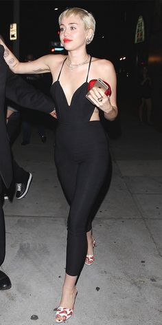 Friday Night Muse: Miley Cyrus via @WhoWhatWear
