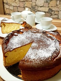 Greek Desserts, Party Desserts, Greek Recipes, Cake Cookies, Cupcake Cakes, Greek Cake, Chocolate Sweets, Canning Recipes, Fun Cooking