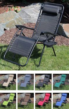 Zero Gravity Outdoor Chairs Blue Velvet Dining 127 Best Images Garden Beachfront Decor