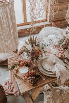 Beach Boho Elopement Wedding | Bride with Lace and Sequin Dress | Dried Flowers and Pampas Grass Bouquet | Raffia, Straw, Macrame, and Seashell Decor Ideas | Rustic, Modern, and Adventurous Intimate Wedding | Flower Crowns and Sparklers | Nude and Earthy Colour Palette | Photography by Nataly J Photography and styling & planning by The Stars Inside #weddings #elopement #boho #bride #driedflorals Flower Crown Wedding, Bridal Crown, Wedding Flowers, Flower Crowns, Bohemian Beach Wedding, Beach Wedding Inspiration, Boho Bride, Elope Wedding, Wedding Venues