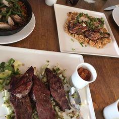 Esto comimos en Romero y Azahar / La comida como excusa para convivir con personas increibles