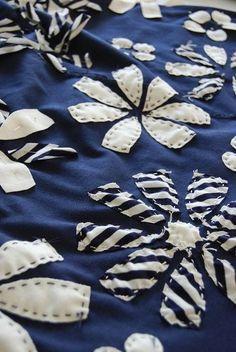 Богемный стиль (бохо)fabric applied to fabric