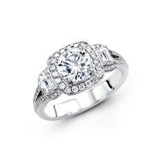 Style Tr446 I #EngagementRing by SimonG I http://www.weddingwire.com/wedding-photos/jewelry/simon/i/a9621beef87ae398-b7e54299ad0ae1e8