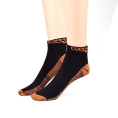 Unisex Miracle Copper Anti Fatigue Compression Socks leg slimming comfortable Tired Achy stockings unisex soft socks