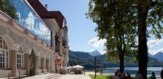Museum der Bayerischen Könige in Hohenschwangau bei Schloss Neuschwanstein