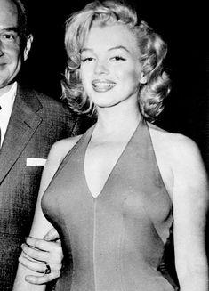 """""""Marilyn in January 1957. """""""