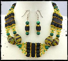Statement convertible necklace or collar with by EarthsHousehold, $35.00