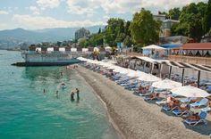 Massandra Beach Yalta
