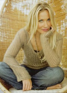 Christina Applegate - because not only is she successful & stunning, she is DAMN FUNNY. And because she is a musical theatre chick:)