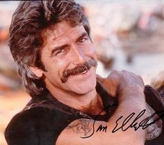 I can never get enough of Sam Elliot...or his voice!  ♥